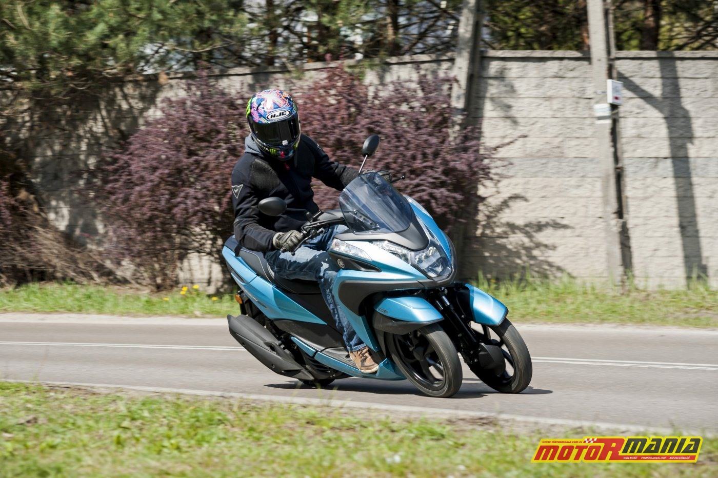 Yamaha Tricity 125 test motormania - fot Tomazi_pl (17)
