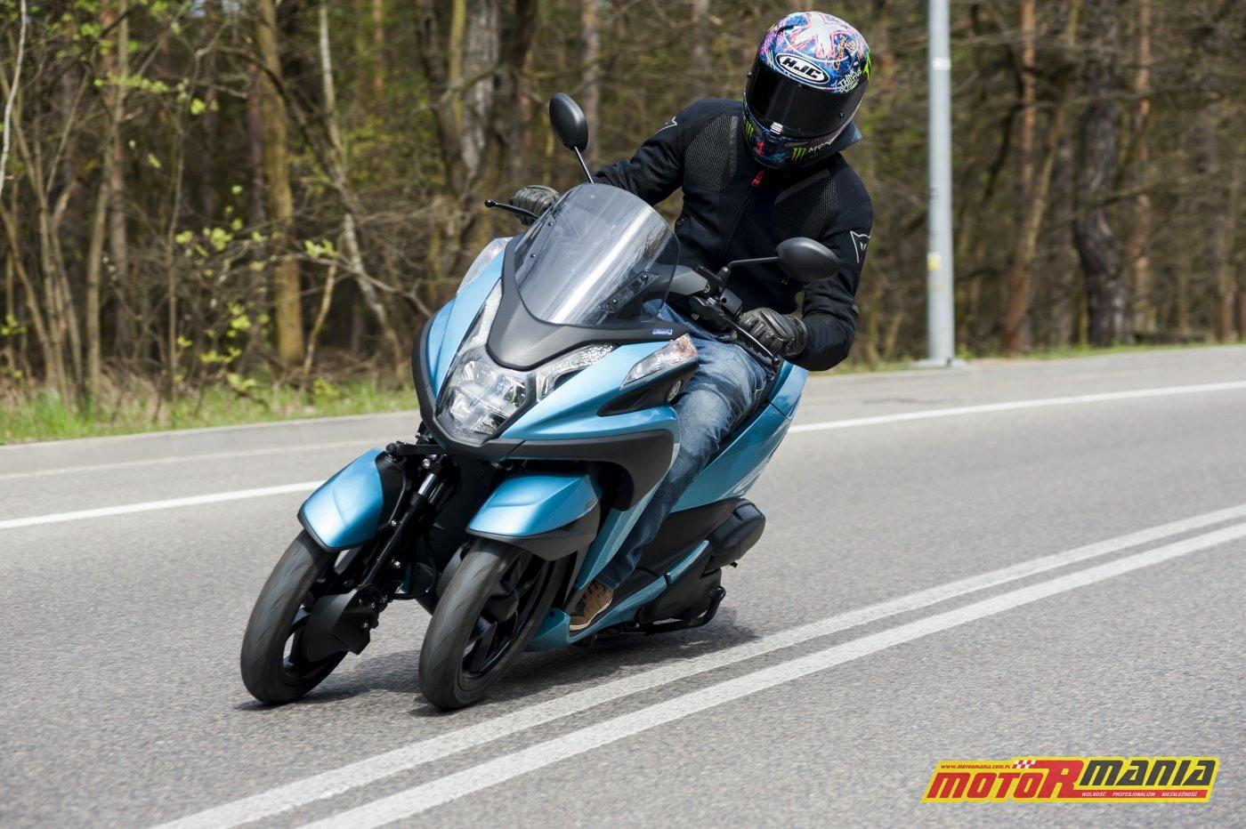 Yamaha Tricity 125 test motormania - fot Tomazi_pl (3)