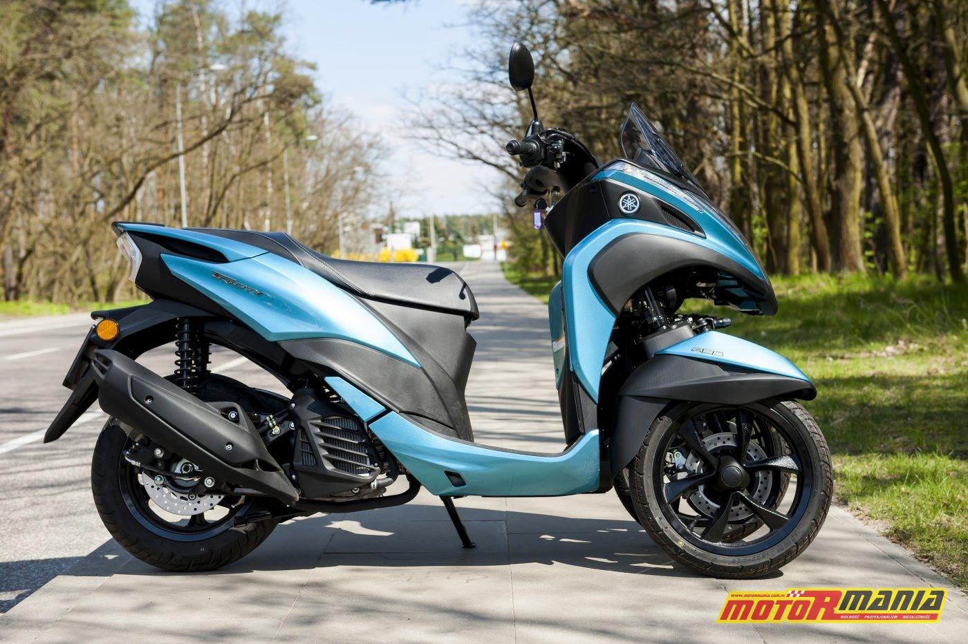Yamaha Tricity 125 test motormania - fot Tomazi_pl (6)