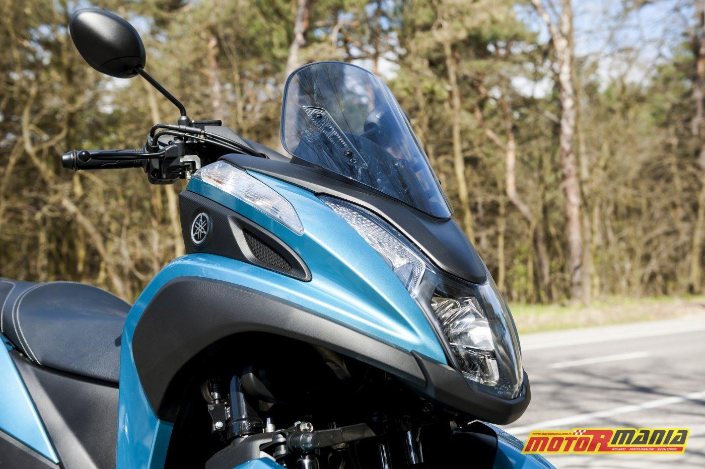 Yamaha Tricity 125 test motormania - fot Tomazi_pl (8)