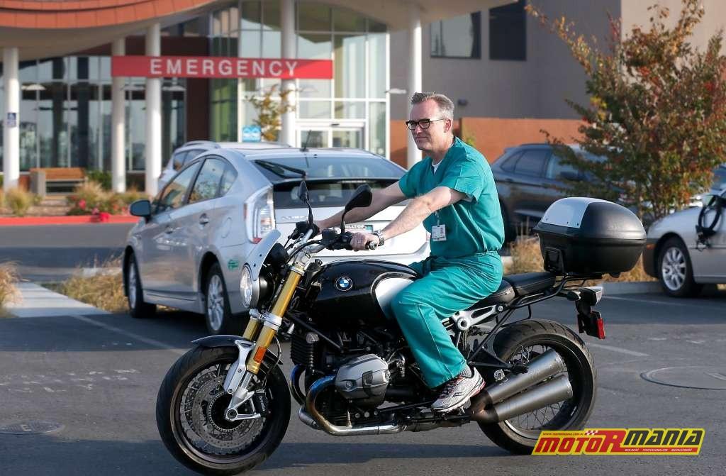 dr Scott Witt bohater motocykl pozar kalifornia (2)