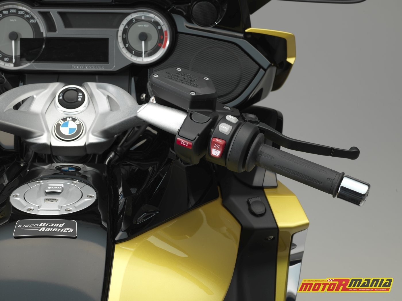 BMW K1600 Grand America 2018 (11)