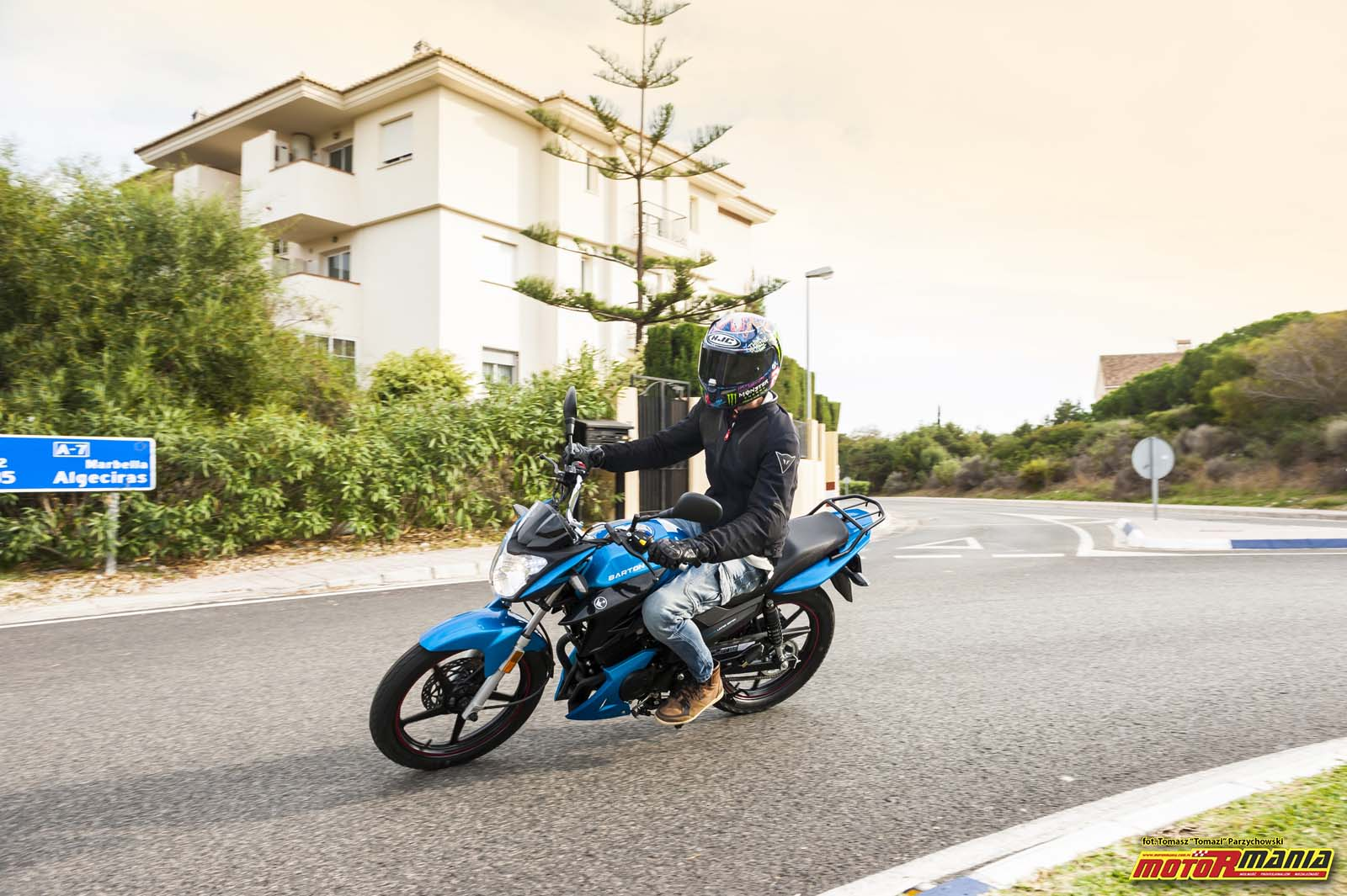 Barton Travel 125 - test MotoRmania (11)