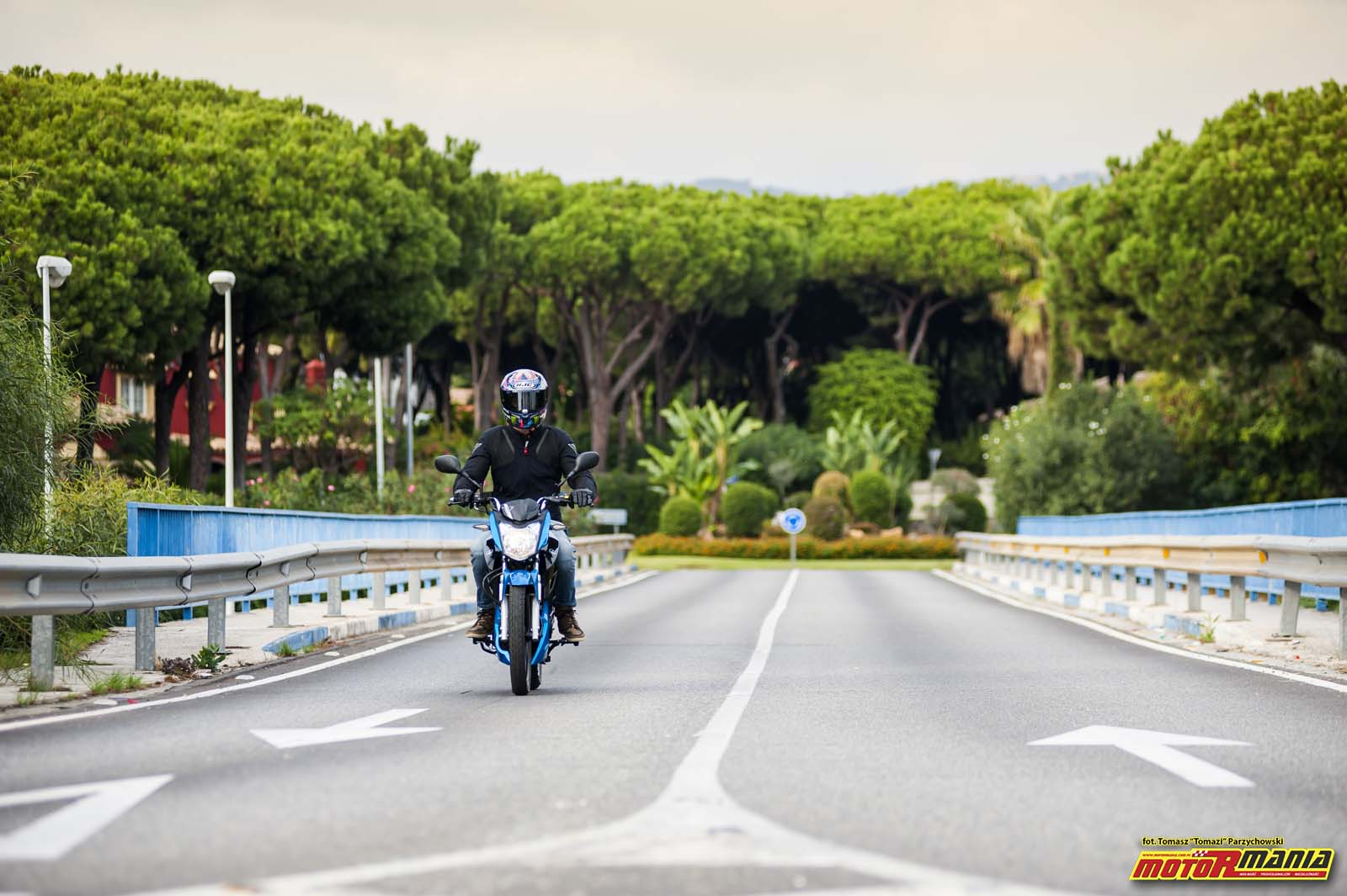 Barton Travel 125 - test MotoRmania (14)