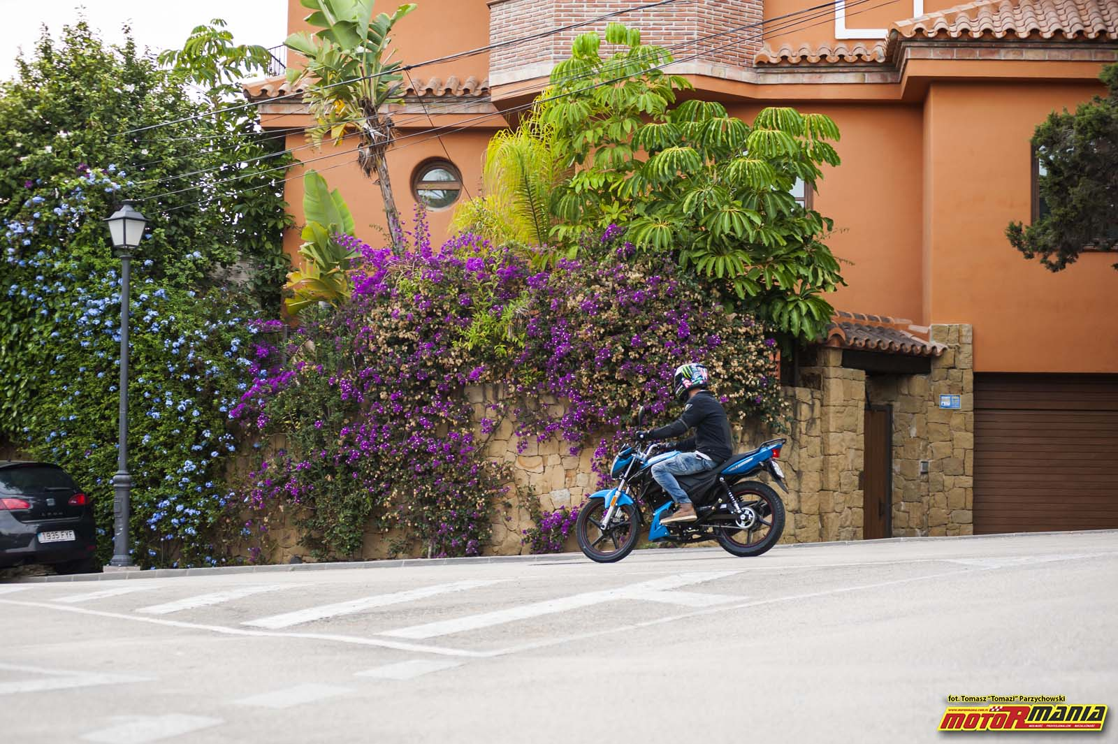 Barton Travel 125 - test MotoRmania (23)