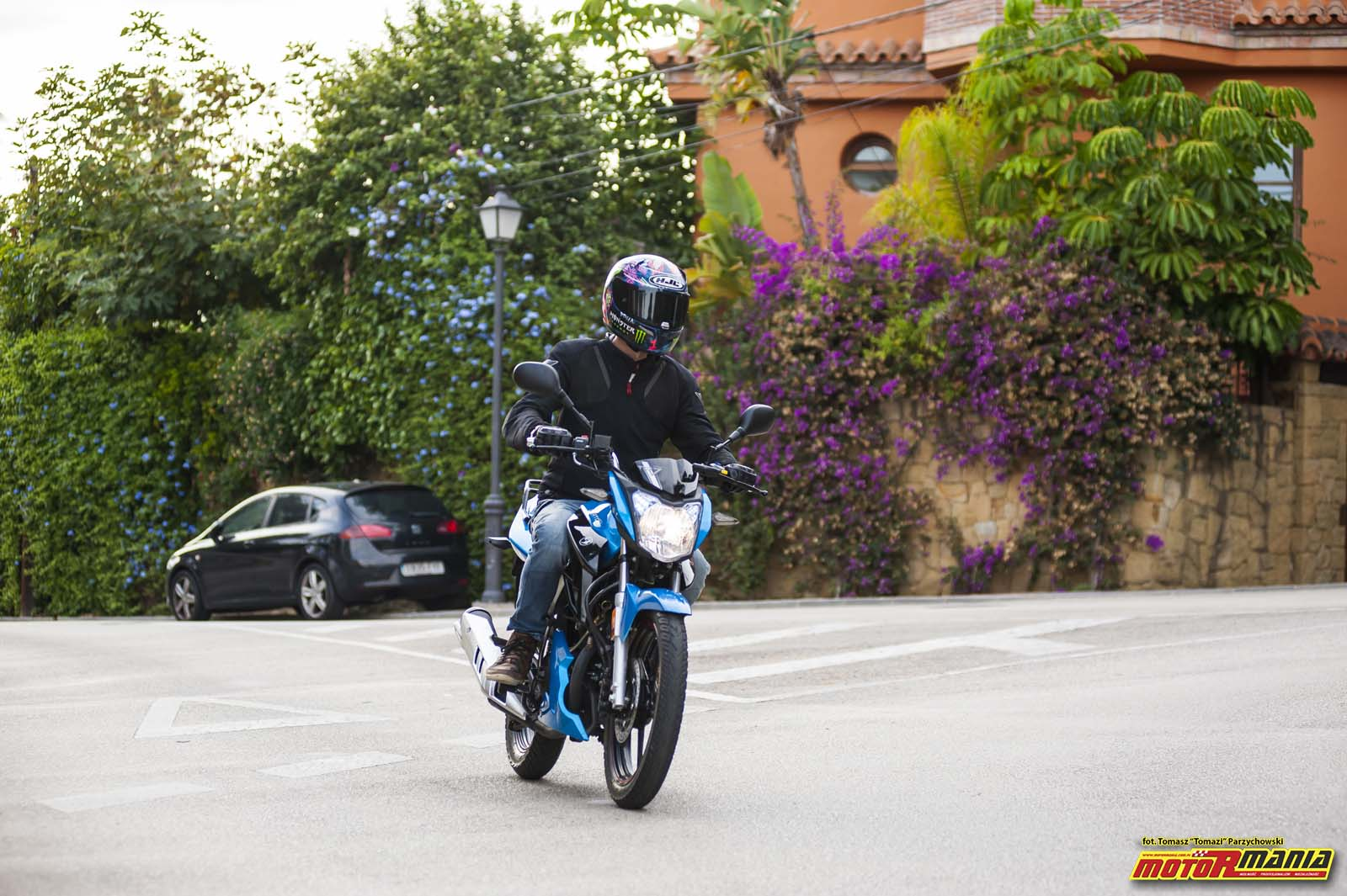 Barton Travel 125 - test MotoRmania (24)
