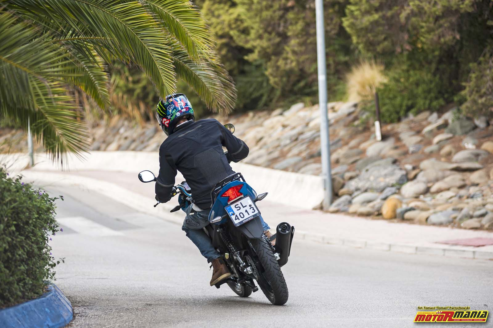 Barton Travel 125 - test MotoRmania (25)
