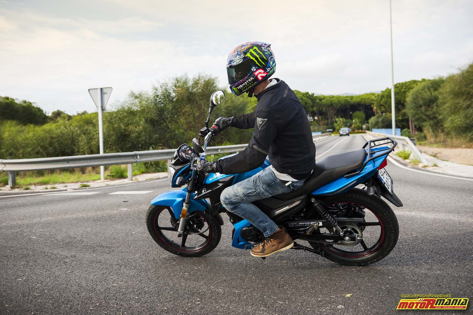 Barton Travel 125 - test MotoRmania (9)