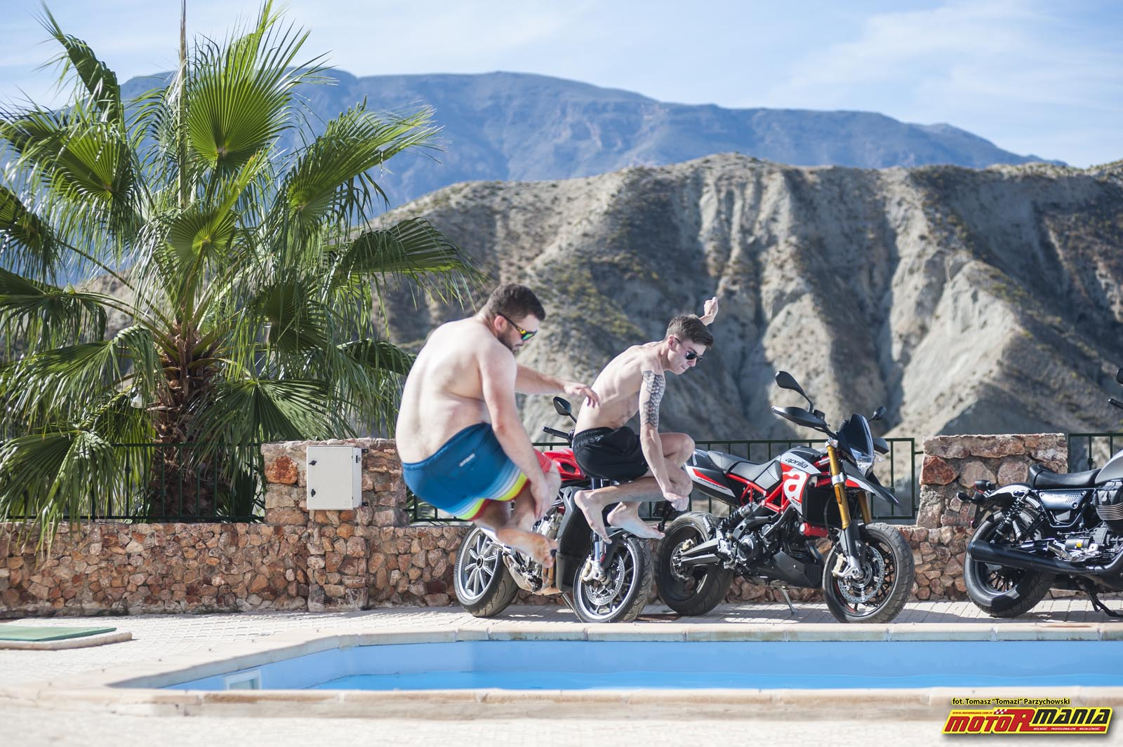 No to hop! Czekamy pod listy@motormania.com.pl !