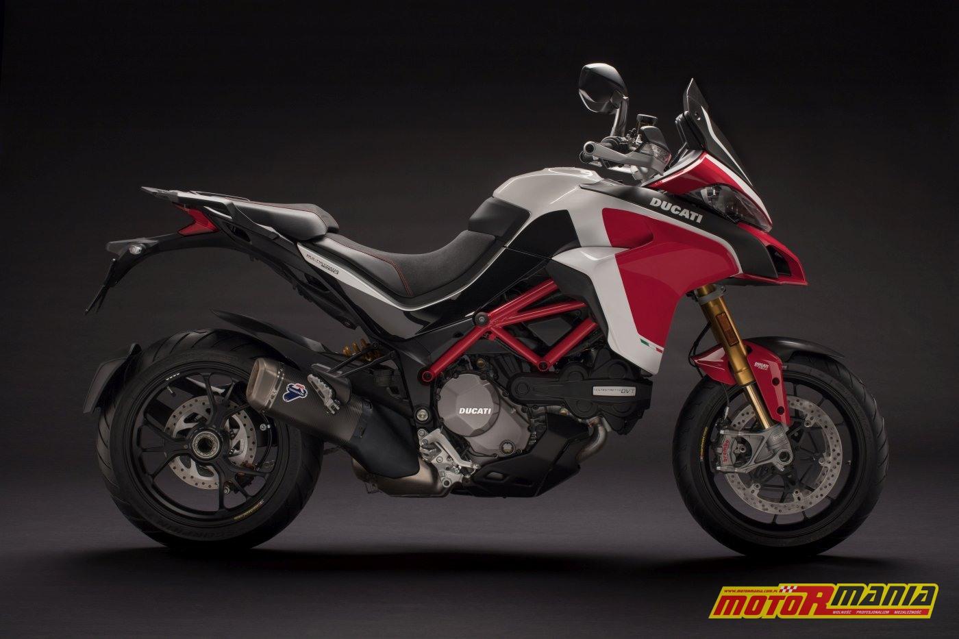 Ducati Multistrada 1260 PIKES PEAK 2018 (7)