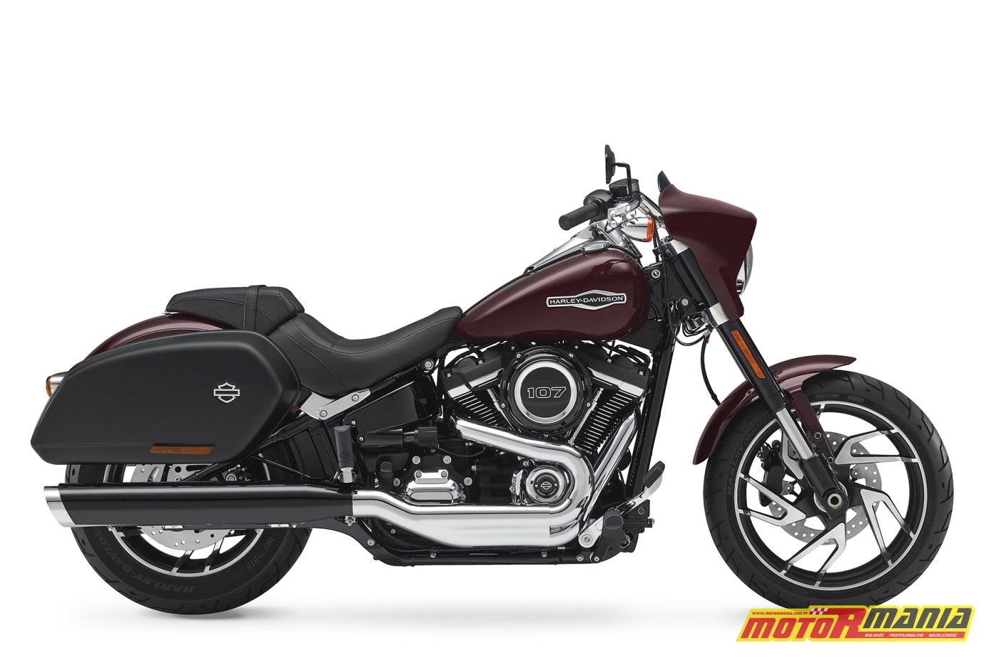 MY18.5 FLSB Sport Glide. Softail. INTERNATIONAL ONLY