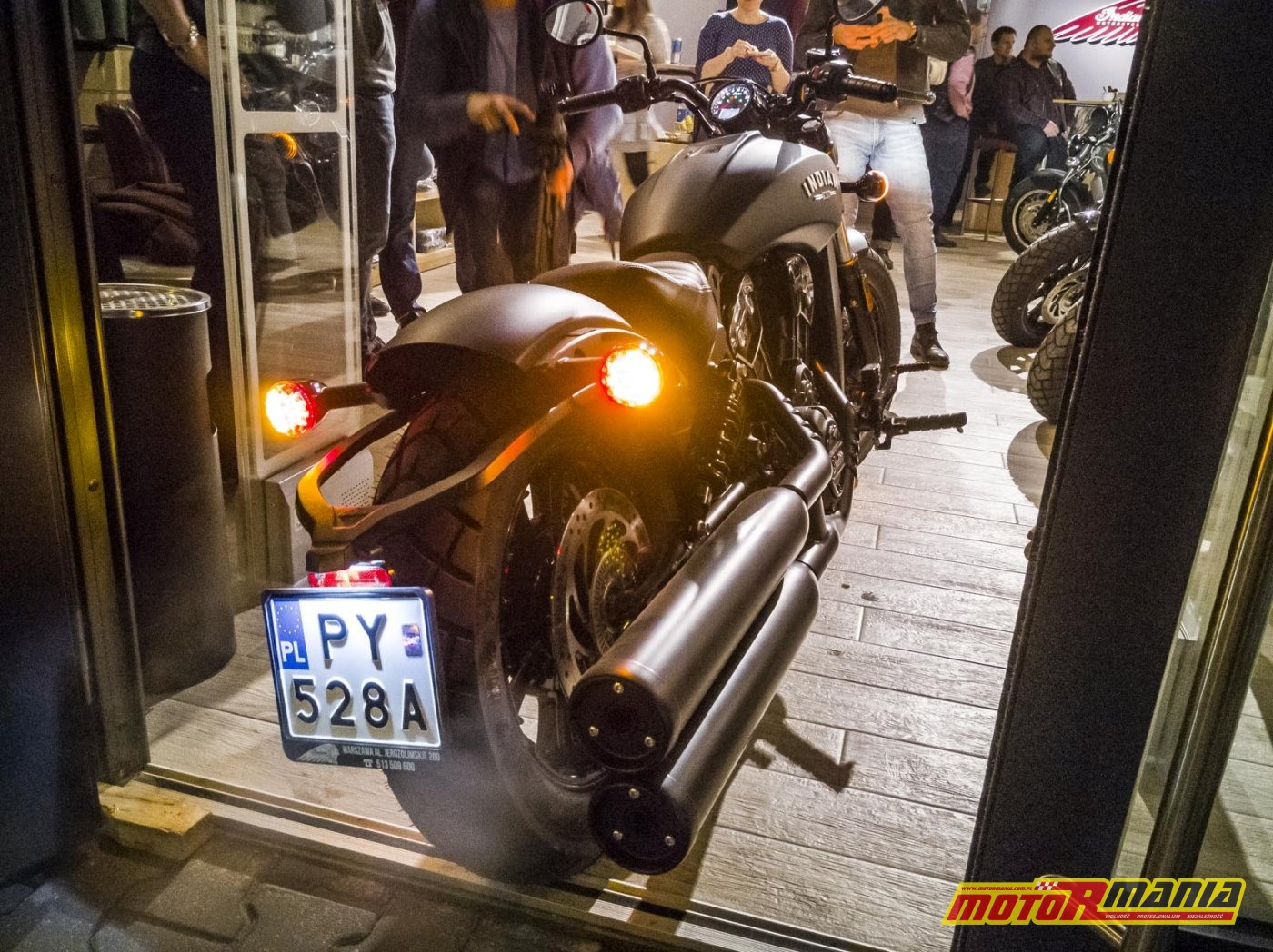 Indian Scout Bobber 2018 w Polsce (7)