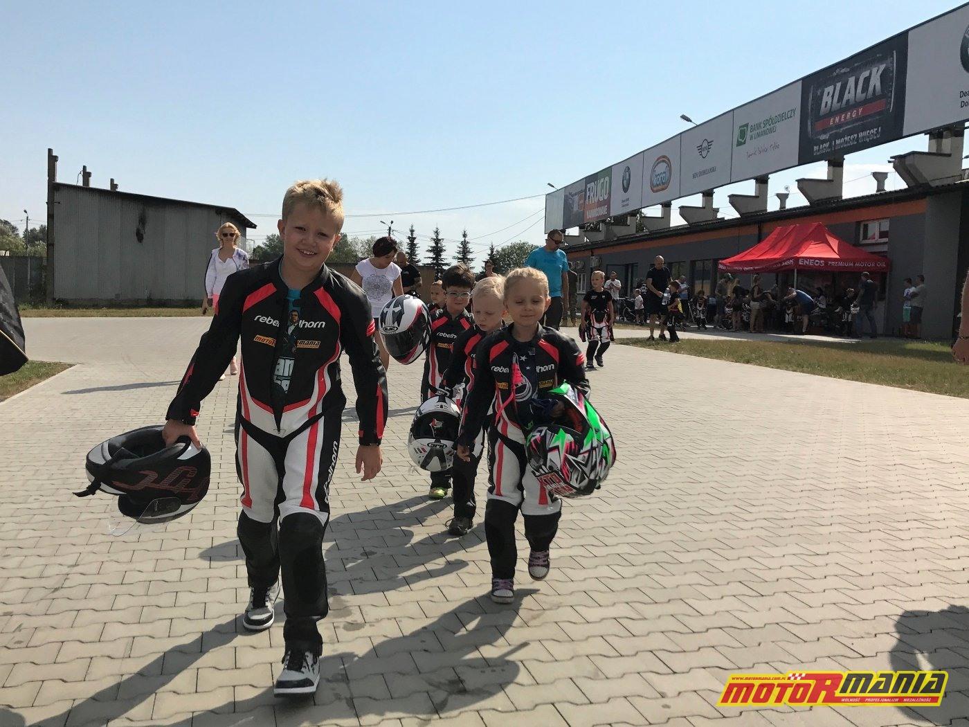 MotoRmania KidzGP - dzieci na motocyklach (1)