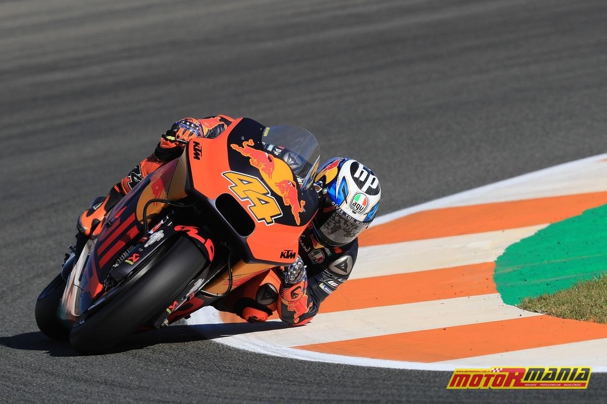 212078_Pol Espargaro KTM RC16 Comunitat Valenciana Ricardo Tormo 2017