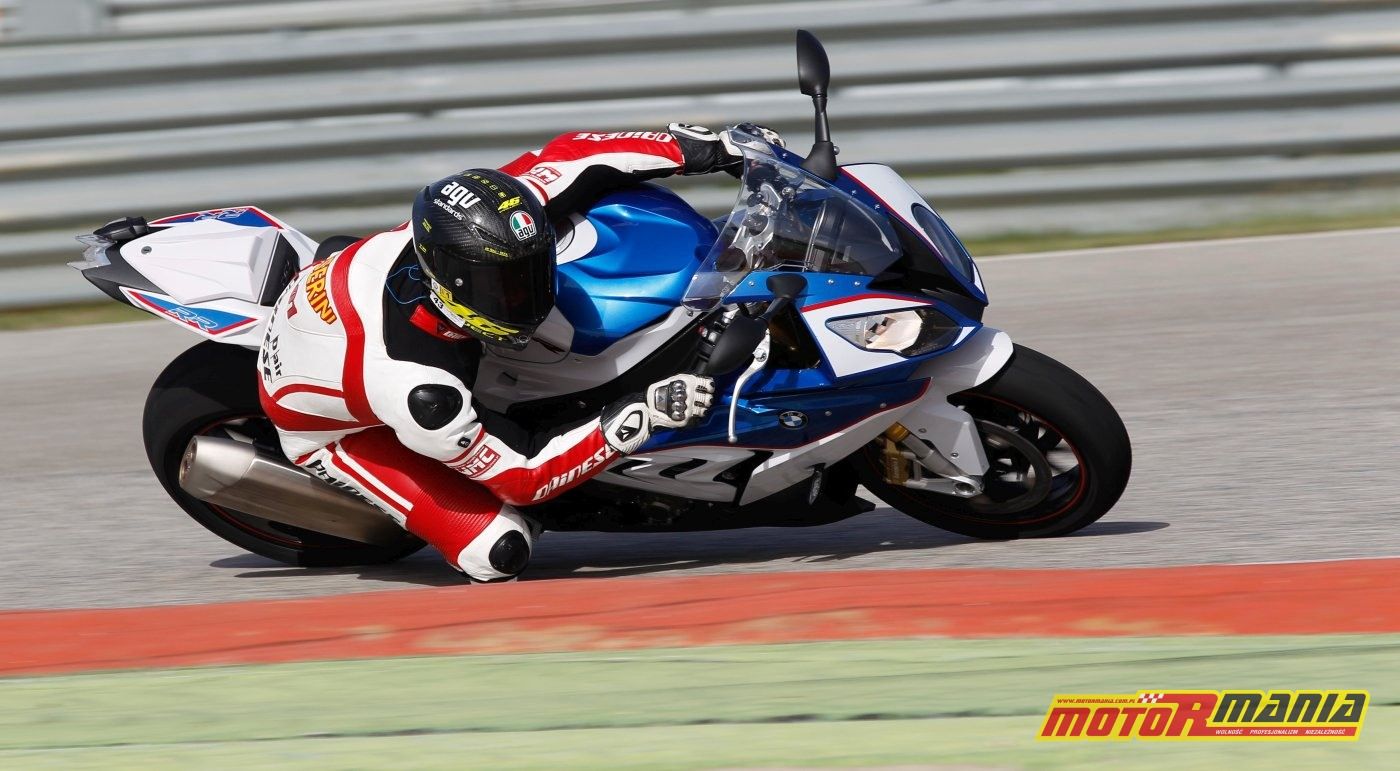 BMW S1000RR 2015 - test Motormania (0)