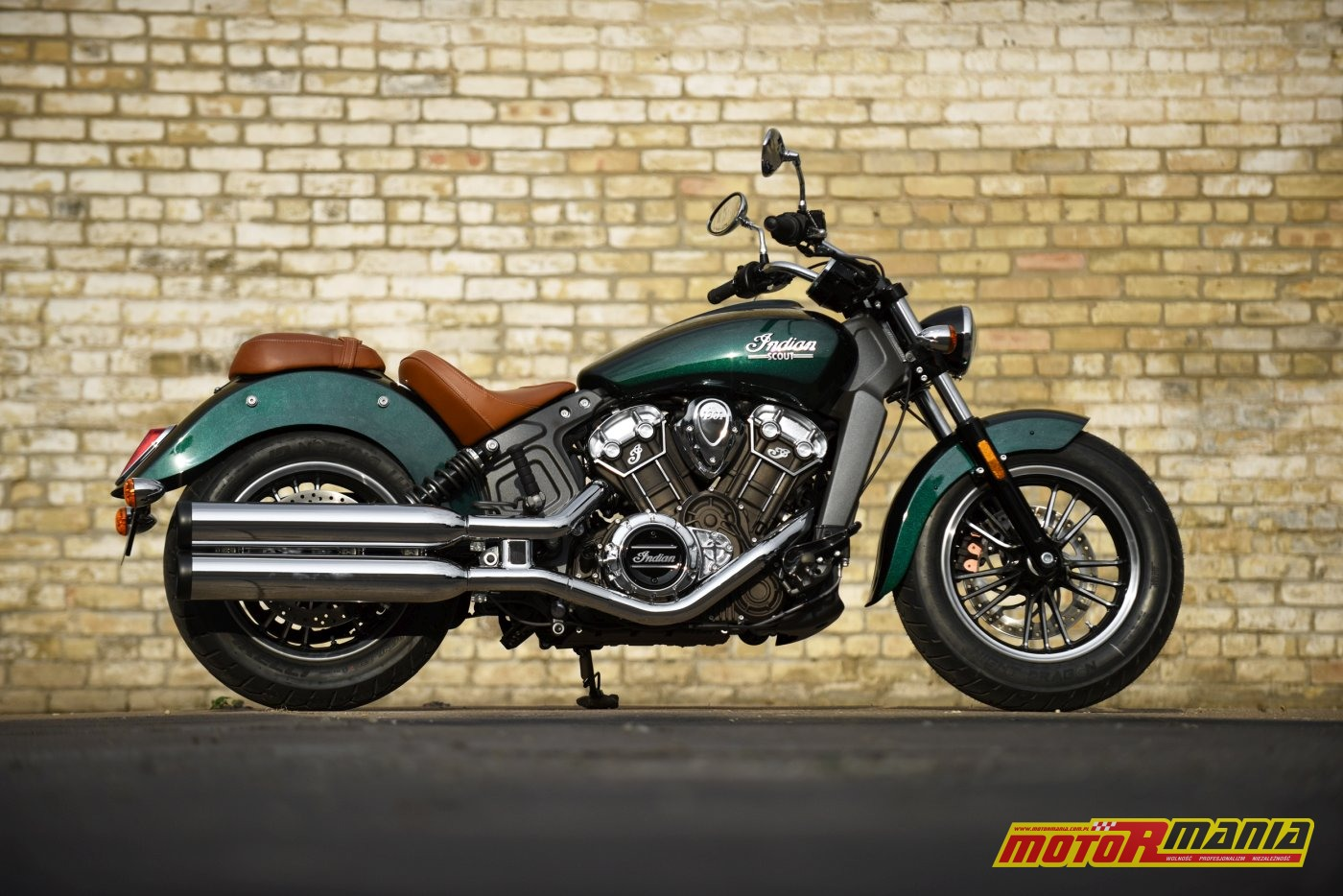 Indian Scout 2018