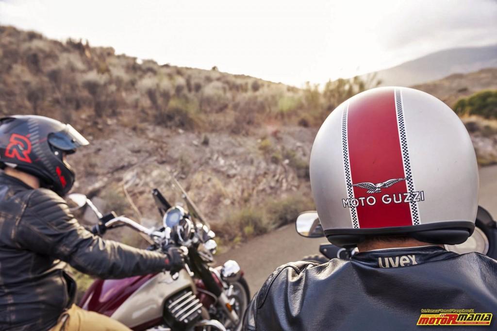 Moto Guzzi MGX21 + California 1400 - Spaghetti Western (8)