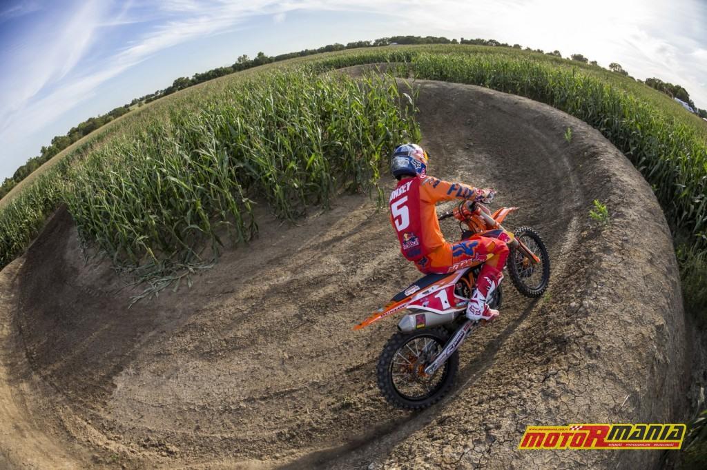 Ryan Dungey tor pole kukurydzy (5)