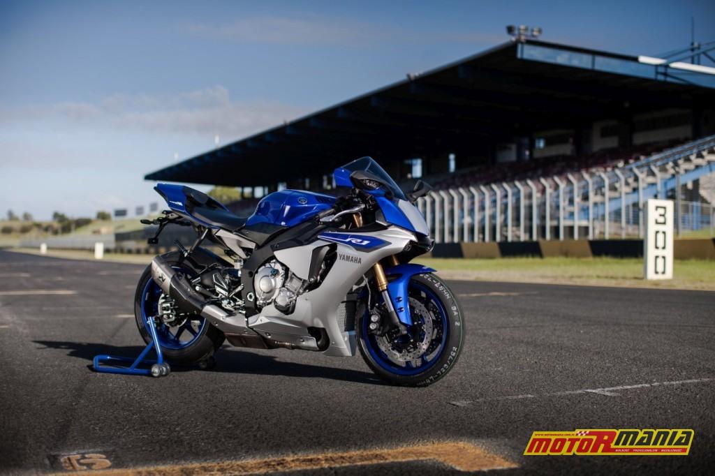 Yamaha YZF-R1 test Motormania (8)