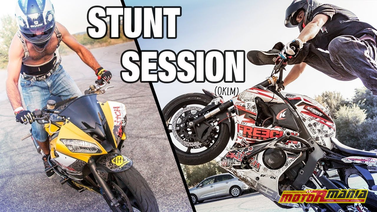 stunt sesja lato switch riders