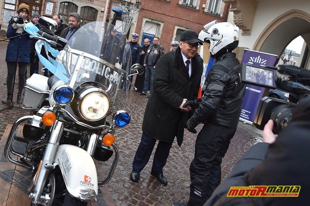 HD Road King Police Rzeszów - fot Magdalena Florczyk (3)