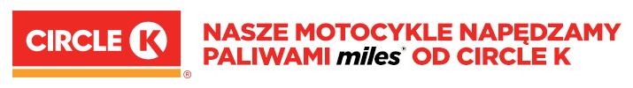 L - Paliwa Miles Circle K na testy MotoRmania
