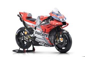 Nowe Ducati Lorenzo - zdjęcia Ducati Corse