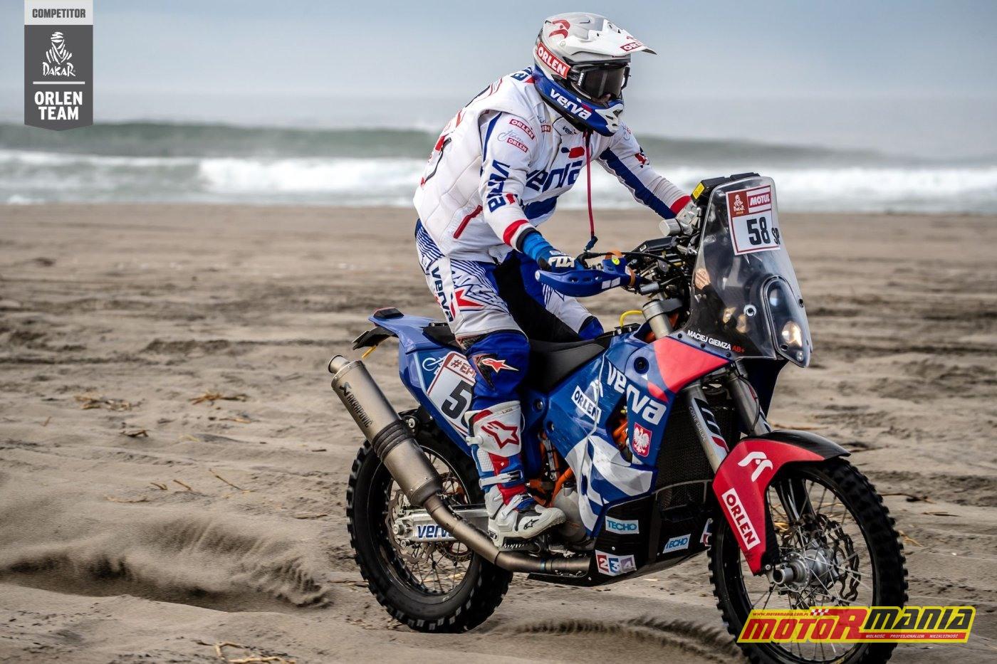 Maciek Giemza Dakar 18 Etap 4 (1)