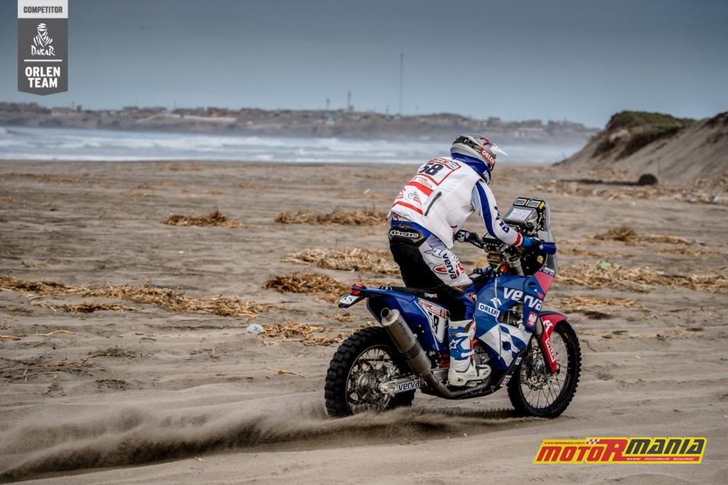 Maciek Giemza Dakar 18 Etap 4 (2)
