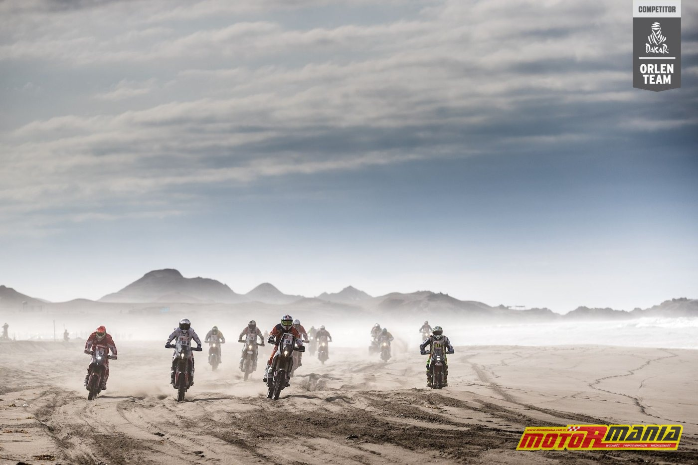 Maciek Giemza Dakar 18 Etap 4 (5)