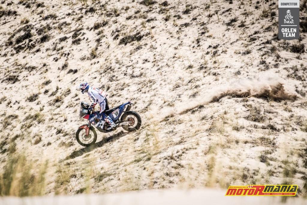 Maciek Giemza Dakar 18 etap 10 (1)