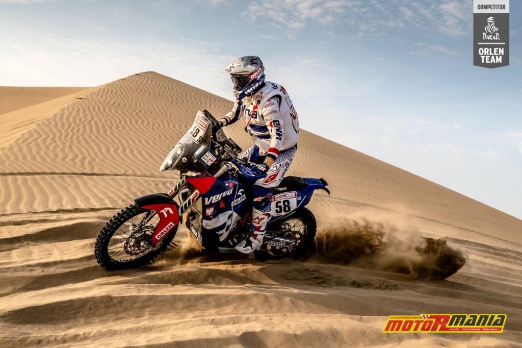 Maciek Giemza Dakar 18 etap 3 (2)