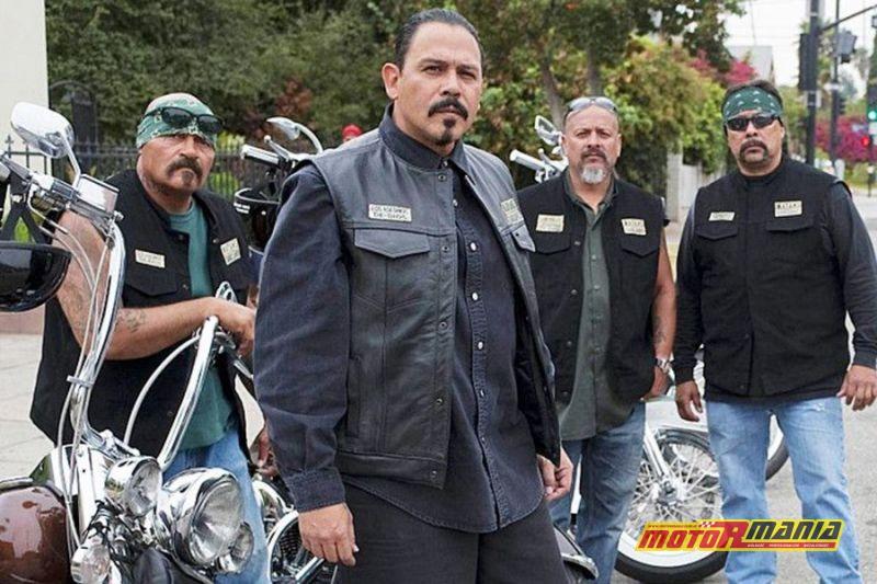 Emilio Rivera potwierdzony jako Marcus Alvarez, Prezydent Mayans MC - tak jak w Synach Anarchii.