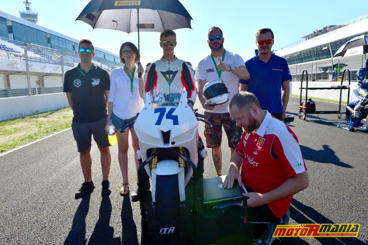 Piotr Biesiekirski w Mistrzostwach Hiszpanii - Open 600 oraz Supermoto Road (11)