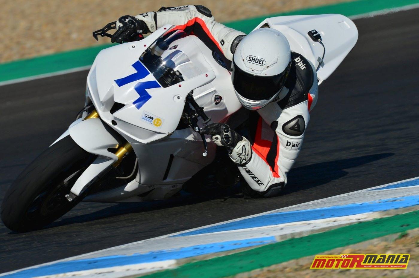 Piotr Biesiekirski w Mistrzostwach Hiszpanii - Open 600 oraz Supermoto Road (17)