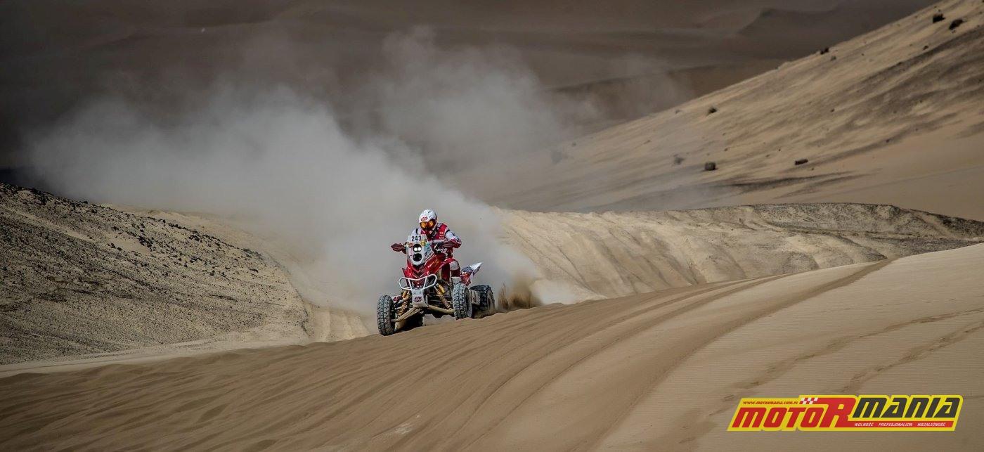 Rafal Sonik Dakar 2018 etap 3 (1)