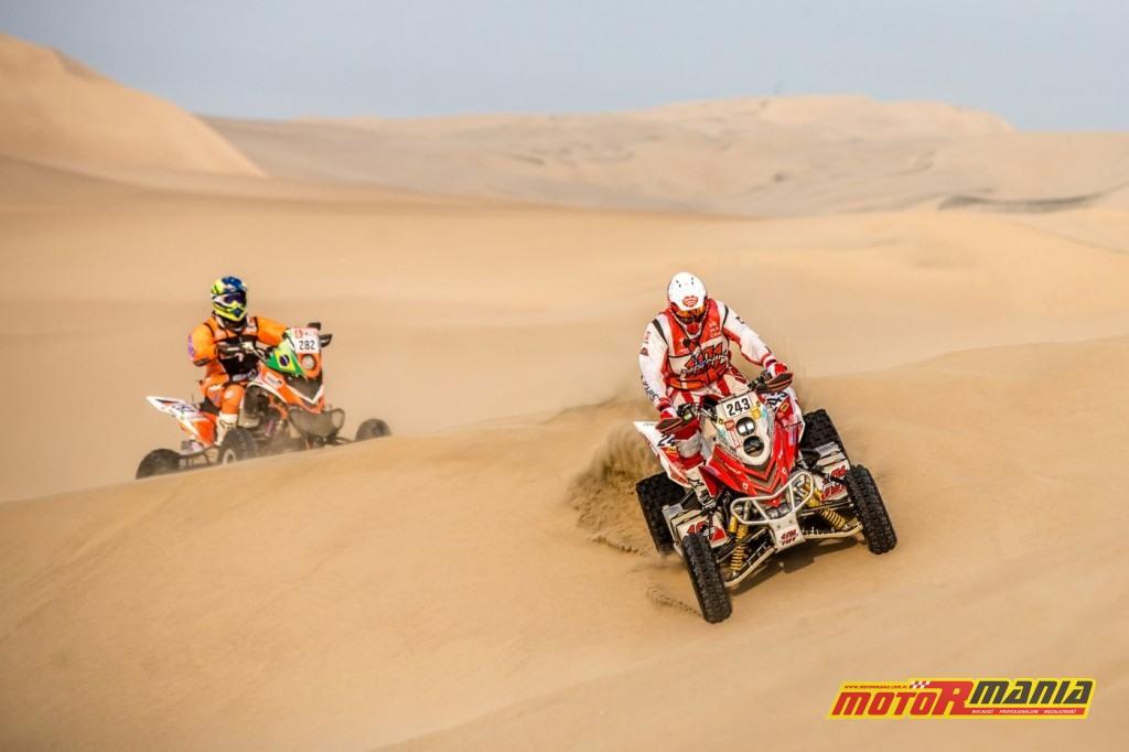 Rafal Sonik Dakar 2018 etap 3 (2)