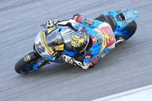 Luethi wreszcie dosiadł motocykla MotoGP