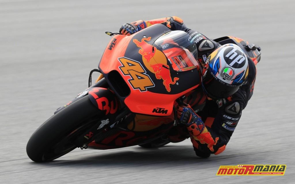 Pol Espargaro nieustannie imponuje na RC16 - zdjęcia KTM