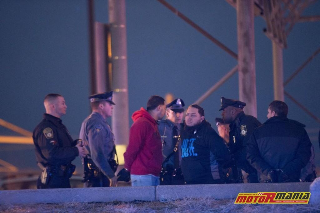 Boston motocykle policja obława (10) - fot Nicolaus Czarnecki