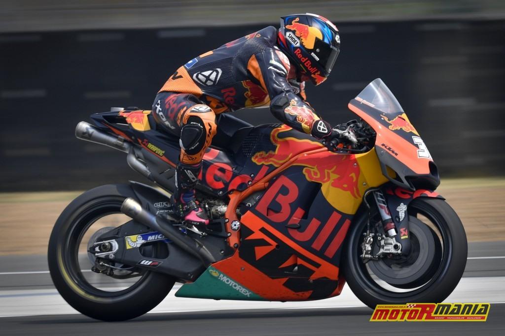 KTM przez pięć lata wyda na swój projekt MotoGP aż 250 milionów euro
