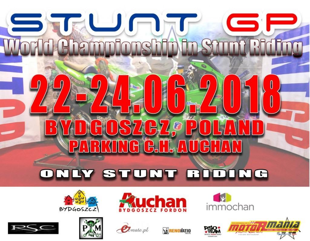 Stunt GP 22-24.06.2018