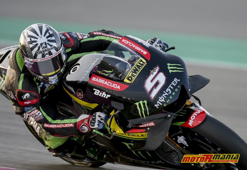 Quo Vadis Johann? - Foto: Monster Yamaha Tech e