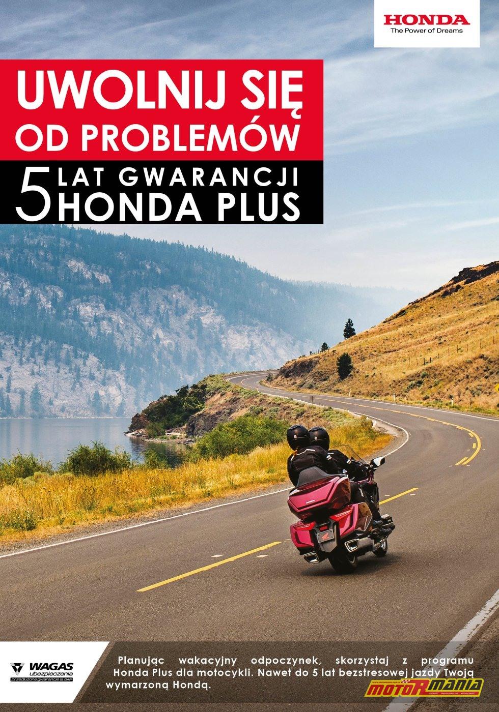 Gwarancja Honda Plus na 5 lat (1)