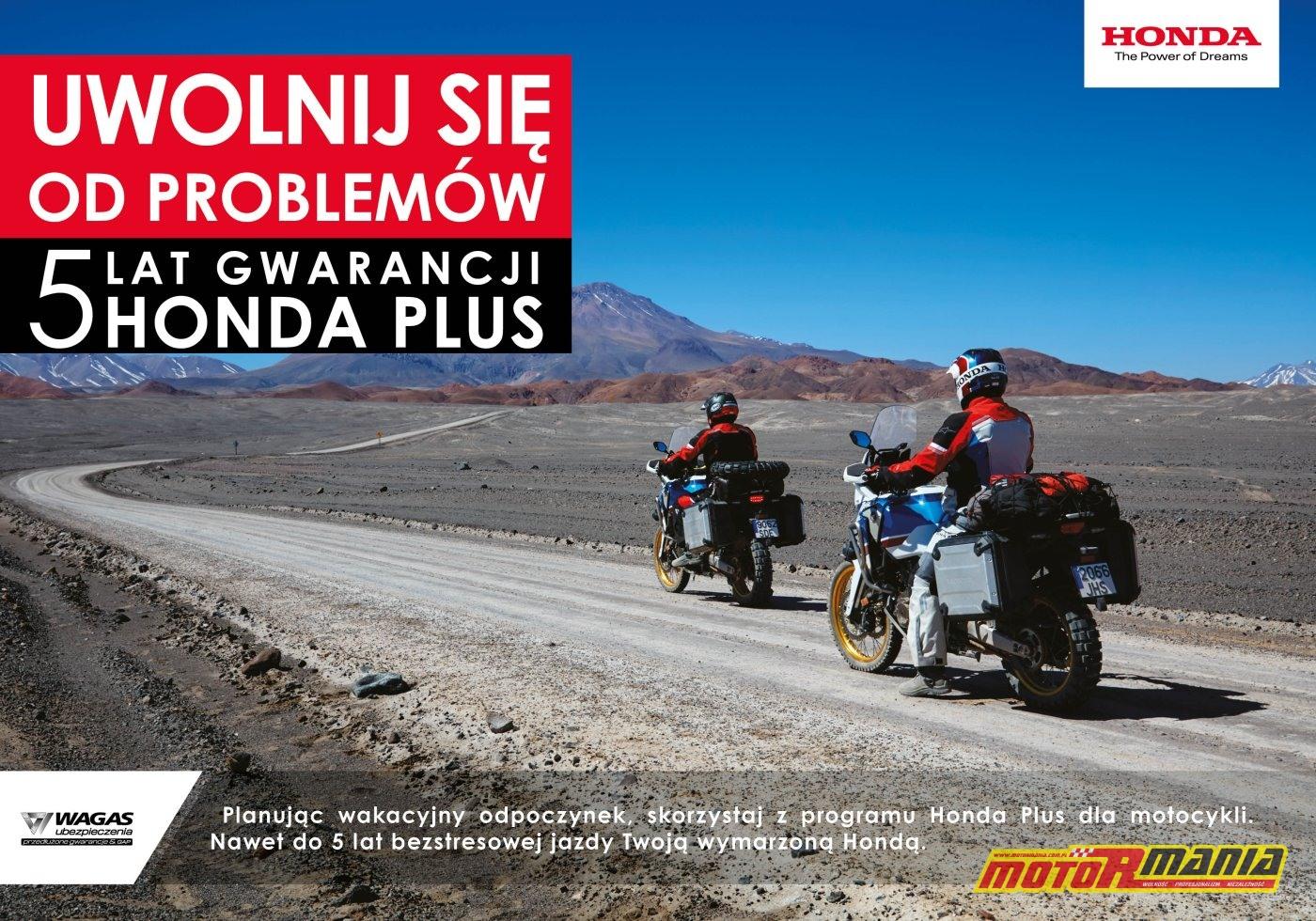 Gwarancja Honda Plus na 5 lat (2)