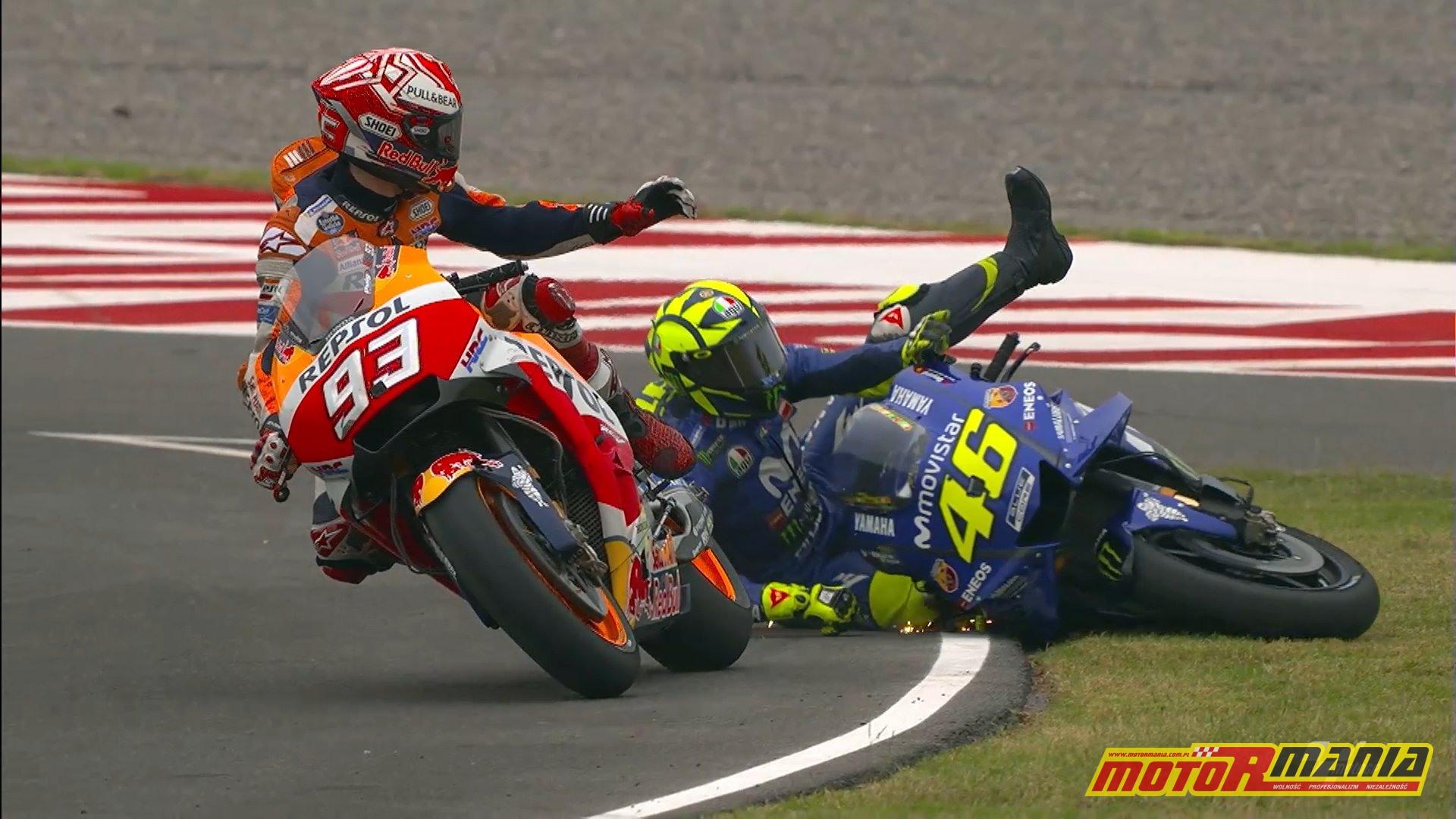 Marquez Rossi TermasClash