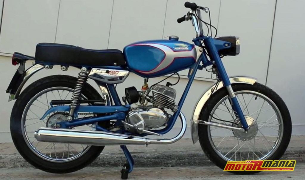 Nieiwielkie Ducati