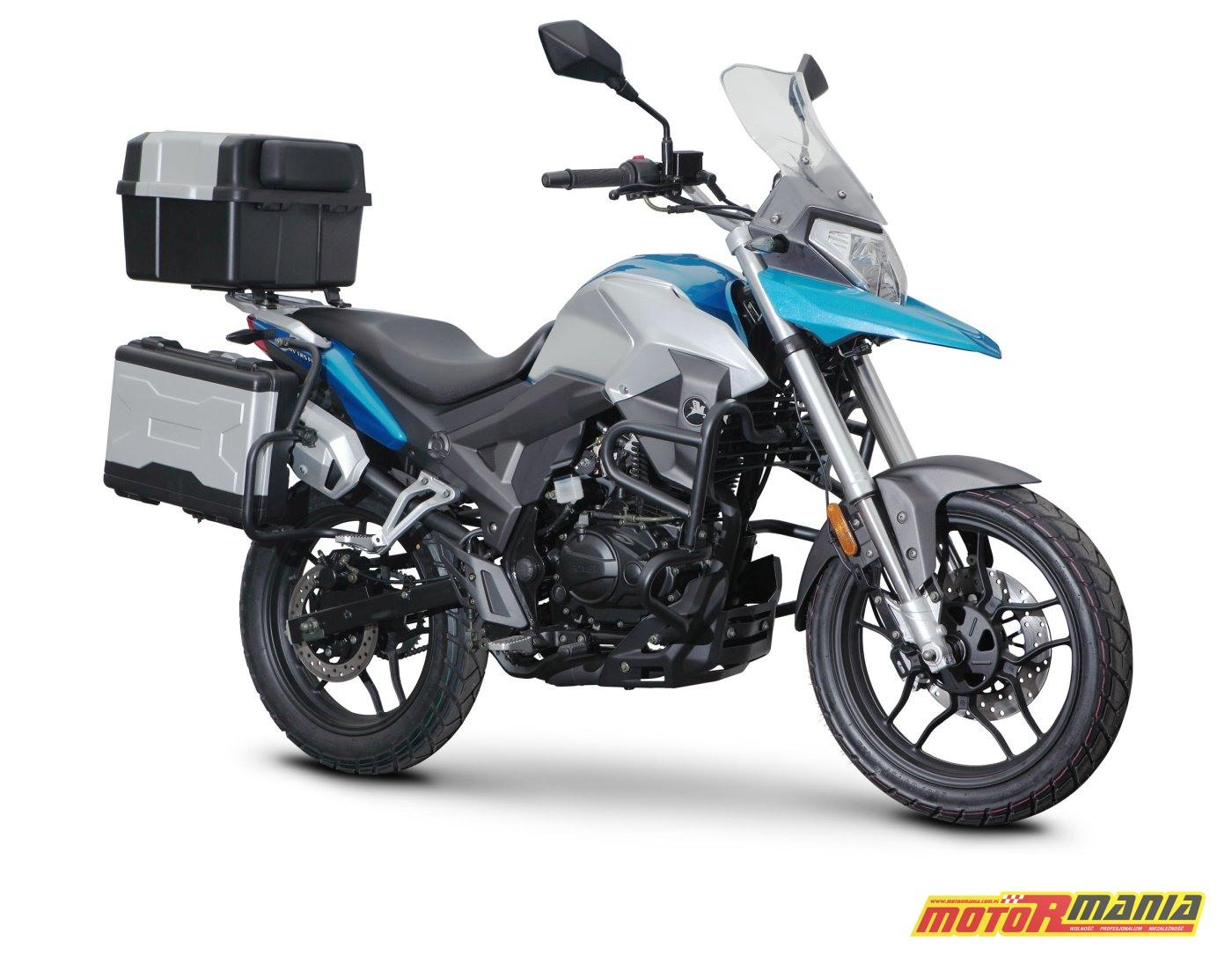 Romet ADV 125FI pro niebiesko-szary _MG_9063