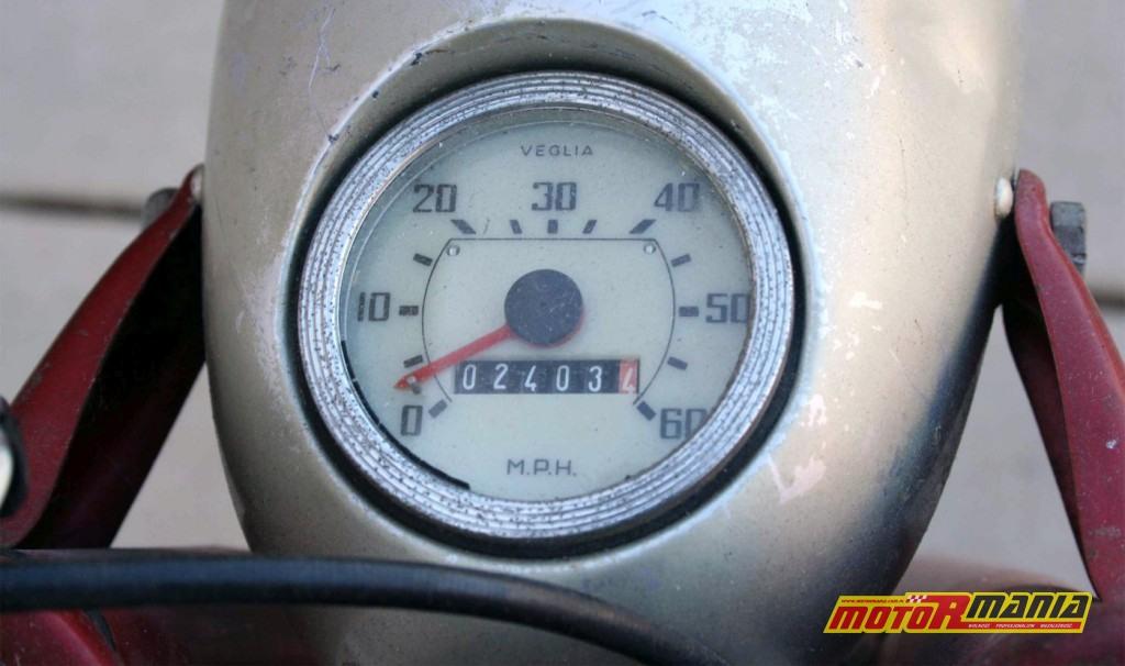 Skromny prędkościomierz
