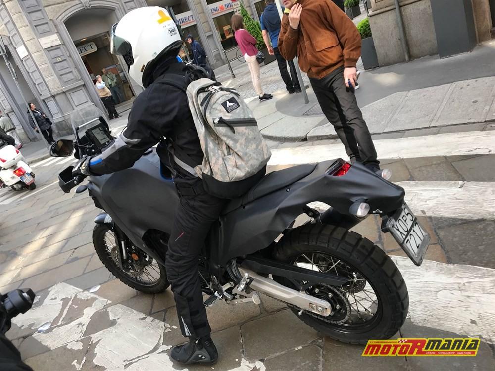 Yamaha XT700Z Tenere 2019